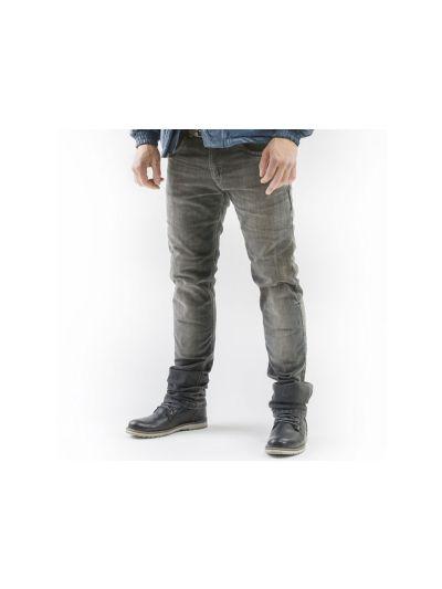 Jeans hlače Mottowear Gallante sive