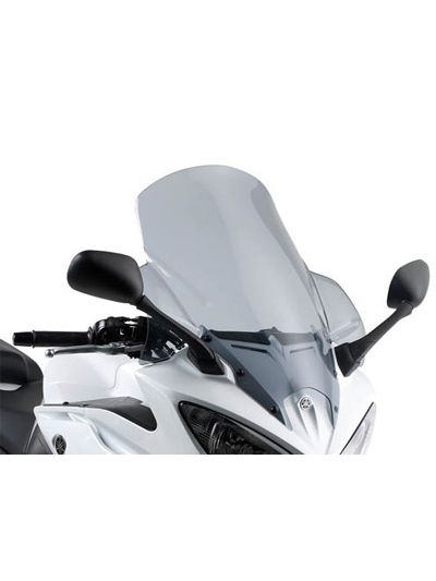 GIVI D448S povišan vizir za motorno kolo Yamaha Fazer 8 (2010 - 2015)