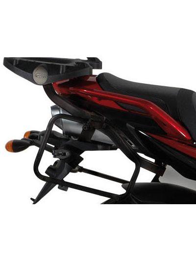 GIVI PLX360 nosilci stranskih kovčkov V35 Monokey® Side za Yamaha FZ6/Fazer (2007 - 2011)