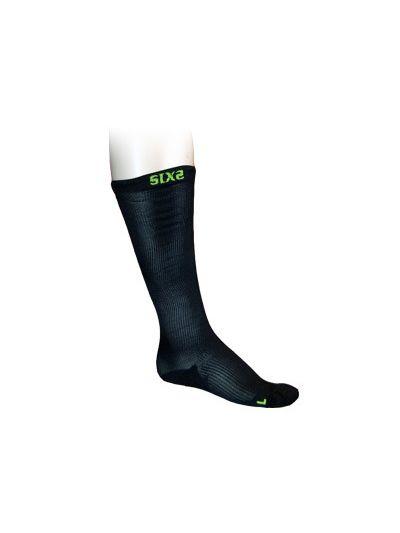 SIXS COMP PRE Kompresijske nogavice - črne