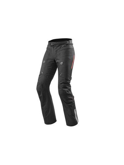 REV'IT HORIZON 2 tekstilne motoristične hlače - skrajšane - črne