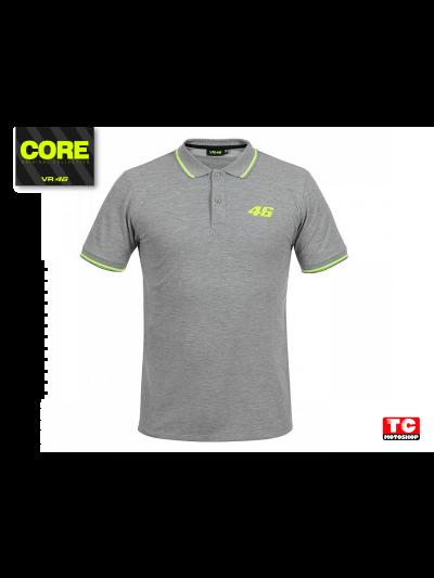 CORE VR | 46 - Polo majica - siva