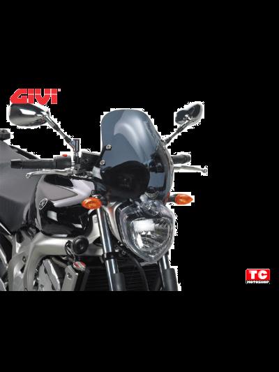 GIVI 140D vizir za motorno kolo Yamaha FZ6/Fazer 600 (2004 - 2006)
