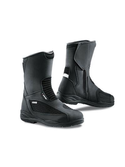TCX EXPLORER EVO GTX Lady ženski motoristični škornji - črni