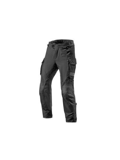 REV'IT OFFTRACK Tekstilne motoristične hlače - črne
