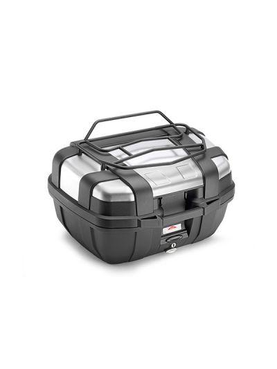 GIVI E142B Kovinski nosilec prtljage za kovčke GIVI TRK52 Trekker