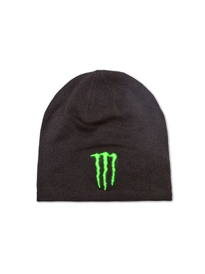 Zimska kapa Monster VR 46 - črna