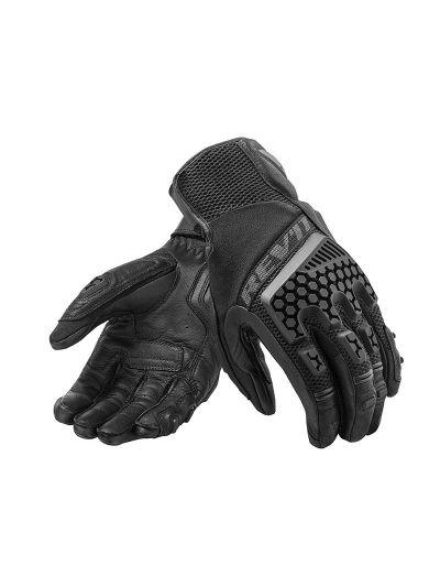 REV'IT SAND 3 motoristične rokavice - črne