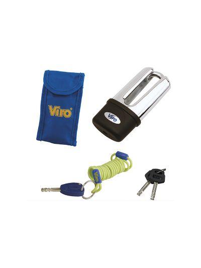 VIRO Blindato Extreme ključavnica za disk za motorno kolo | 11 mm