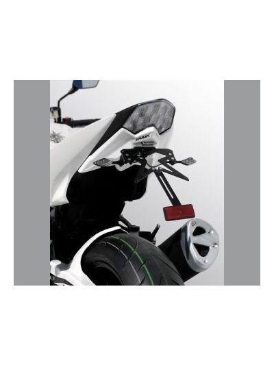 ERMAX zadek za Kawasaki Z750 (2004 - 2006) srebrn