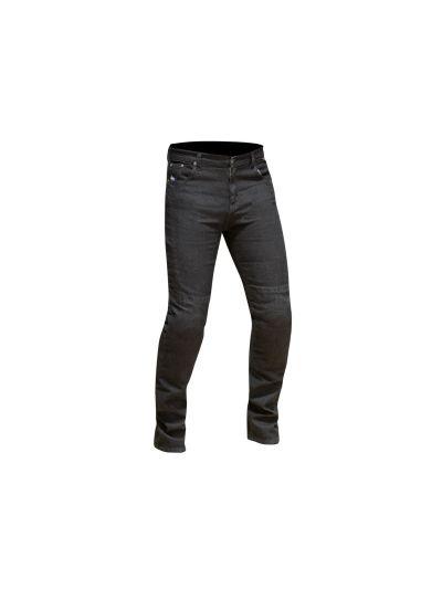 Merlin OLIVIA Classic Lady ženske jeans motoristične hlače - črne