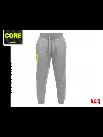 CORE VR46 Moške dolge hlače - sive