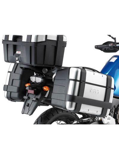 GIVI SRA2101 aluminijast nosilec zadnjega kovčka za Yamaha XT 1200 Z (2010 - 2019)