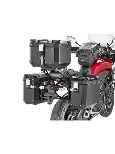 GIVI PL2122CAM Nosilci stranskih kovčkov Trekker Outback za Yamaha MT-09 Tracer (2015-17)