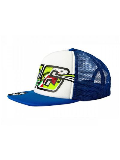 Otroška kapa Pop Art VR 46 - modra