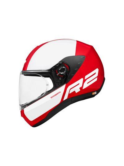 SCHUBERTH R2 Integralna motoristična čelada - Dyno rdeča