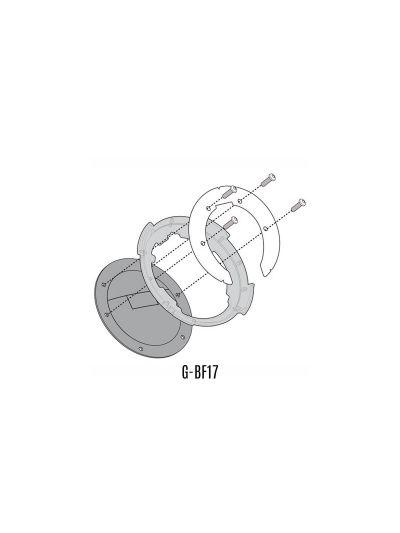 GIVI BF17 Nosilec za tank torbe BMW R 12xx GS
