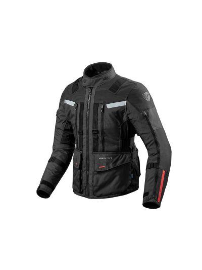 REV'IT SAND 3 tekstilna motoristična jakna - črna