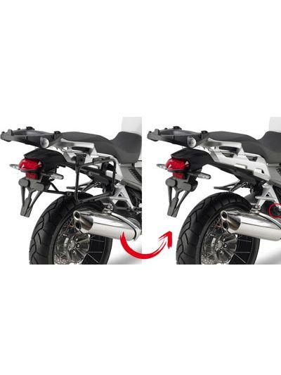 GIVI PLR1110 hitro snemljivi nosilci stranskih kovčkov za Honda Crosstourer 1200 / DCT (2012 - 2019)