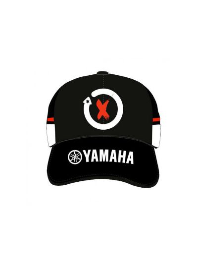 Kapa Jorge Lorenzo 99 Yamaha črna 2016