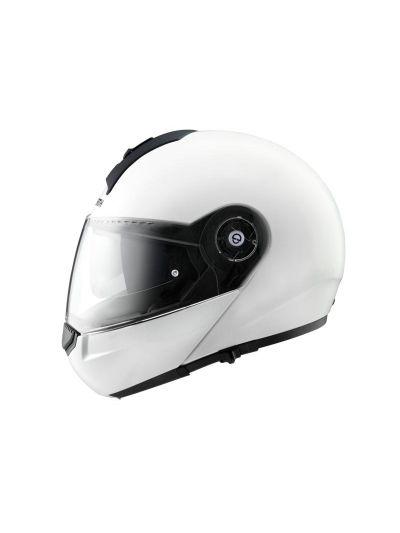 Motoristična čelada SCHUBERTH C3 Basic bela