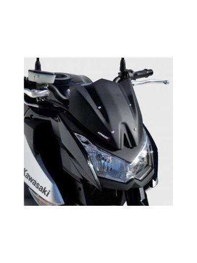 ERMAX 020347077 vizir za Kawasaki Z1000 (2010 - 2013) - črn