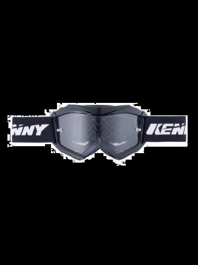 Otroška kros očala Kenny Racing TRACK KID črna
