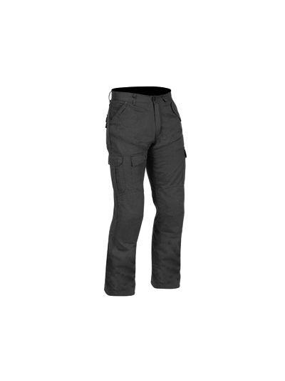 Merlin FREEWAY DNM1 motoristične jeans hlače - črne