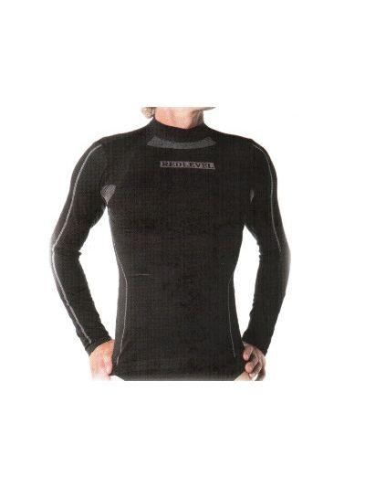 Podobleka RedLevel puli dolgi rokavi črn (velikost XS)