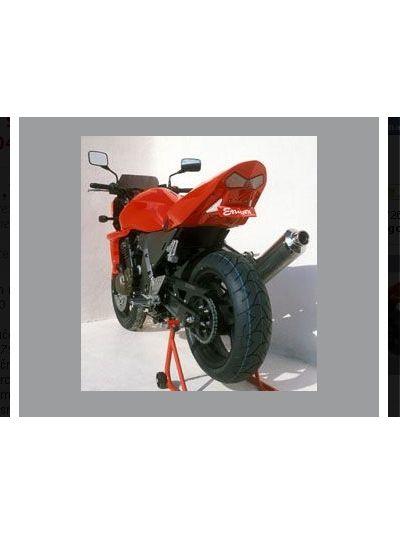 ERMAX zadek s smerokazi za Kawasaki Z750 (2004 - 2006) - moder s smerokazi