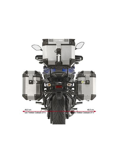 GIVI PLR2130CAM Nosilci stranskih kovčkov za Yamaha Tracer 700 (2016 - )