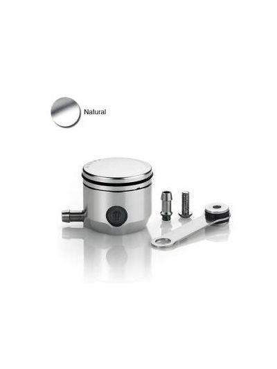RIZOMA CT027A posoda za zavorno tekočino - srebrna