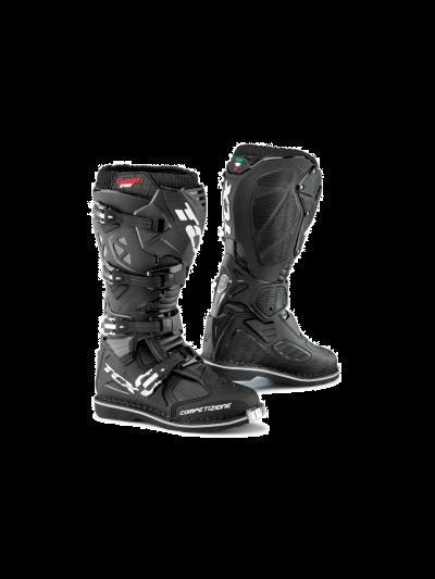 TCX COMP EVO Offroad Motocross Motoristični škornji - črni