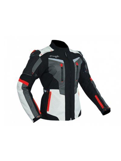 ATROX Double tekstilna ženska motoristična jakna