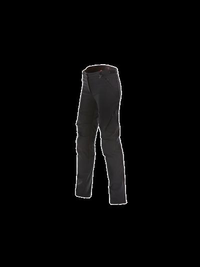 DAINESE NEW DRAKE AIR Lady ženske tekstilne motoristične hlače - črne