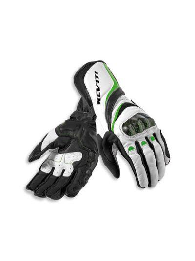 REV'IT XENA Lady belo/zelene ženske motoristične rokavice