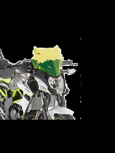 GIVI 4125GR LIME Vizir za Kawasaki Z 125 (2019)