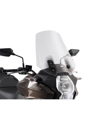 GIVI D4105ST povišan vizir za Kawasaki Versys 650 (2015 - 2016) in Versys 1000 (2012 - 2016)