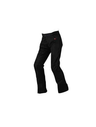 Motoristične tekstilne hlače RS Taichi Simple Mesh črne - poletne