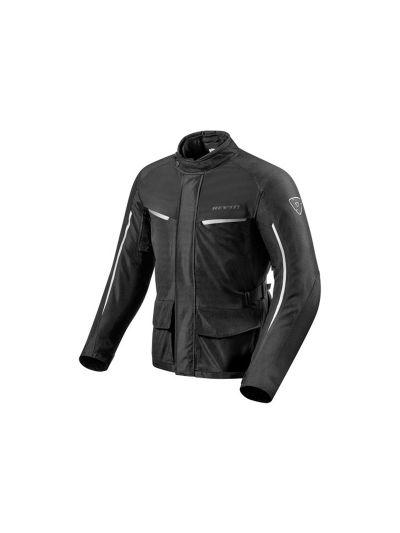 REV'IT VOLTIAC 2 Textilna motoristična jakna - črna / siva