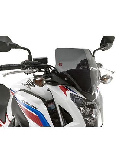 Vizir - GIVI - Za motor HONDA - CB 650 F 2014, črn 28,5 x 36 cm (H x W)