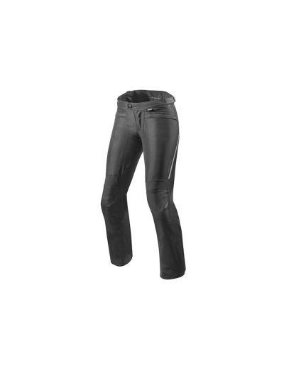 REV'IT FACTOR 4 LADIES Ženske tekstilne motoristične hlače - skrajšane - črne