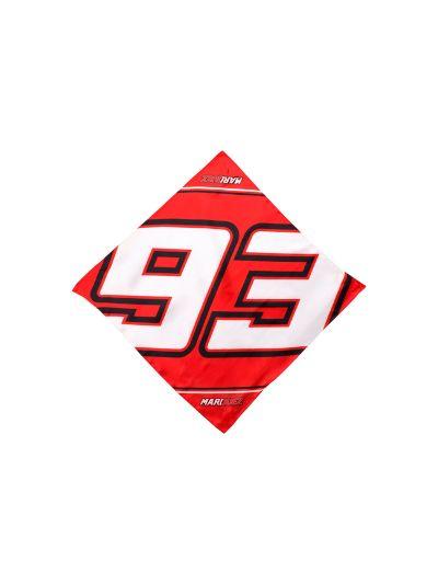 Rutka Marquez 93 MM93 - rdeča