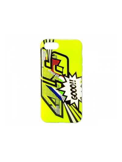 Zaščita za iPhone 7 in iPhone 8 Valentino Rossi Pop Art VR46