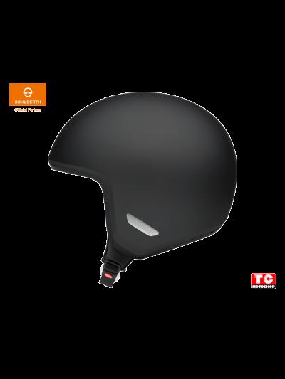 SCHUBERTH O1 motoristična odprta čelada - črna/mat