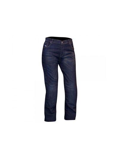 Merlin OLIVIA Classic Lady ženske jeans motoristične hlače - modre