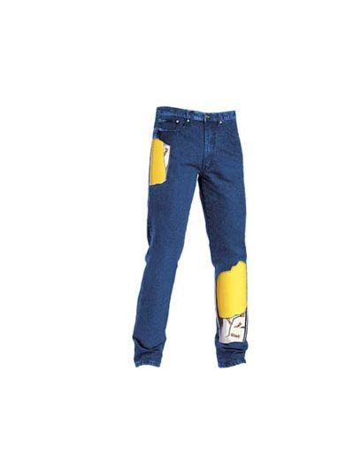 Jeans hlače GIALI J54 - AKCIJSKA CENA