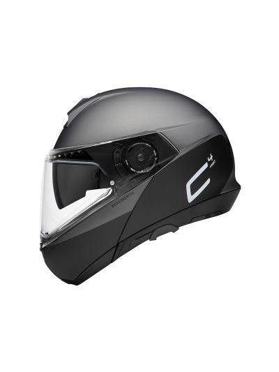 SCHUBERTH C4 PRO - Motoristična preklopna čelada - Swipe siva