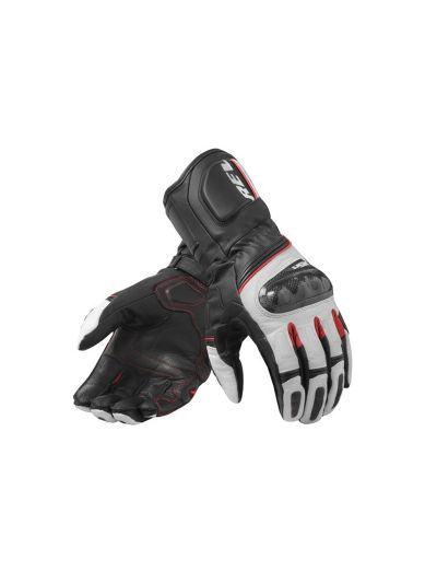 REV'IT RSR 3 motoristične rokavice - črno / rdeče