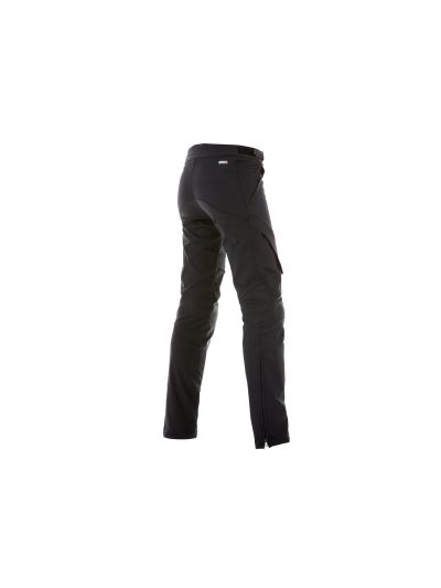 DAINESE NEW DRAKE AIR tekstilne motoristične hlače - črne